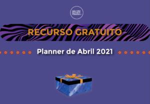 planner Abril 2021